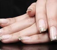 Charlene style nails