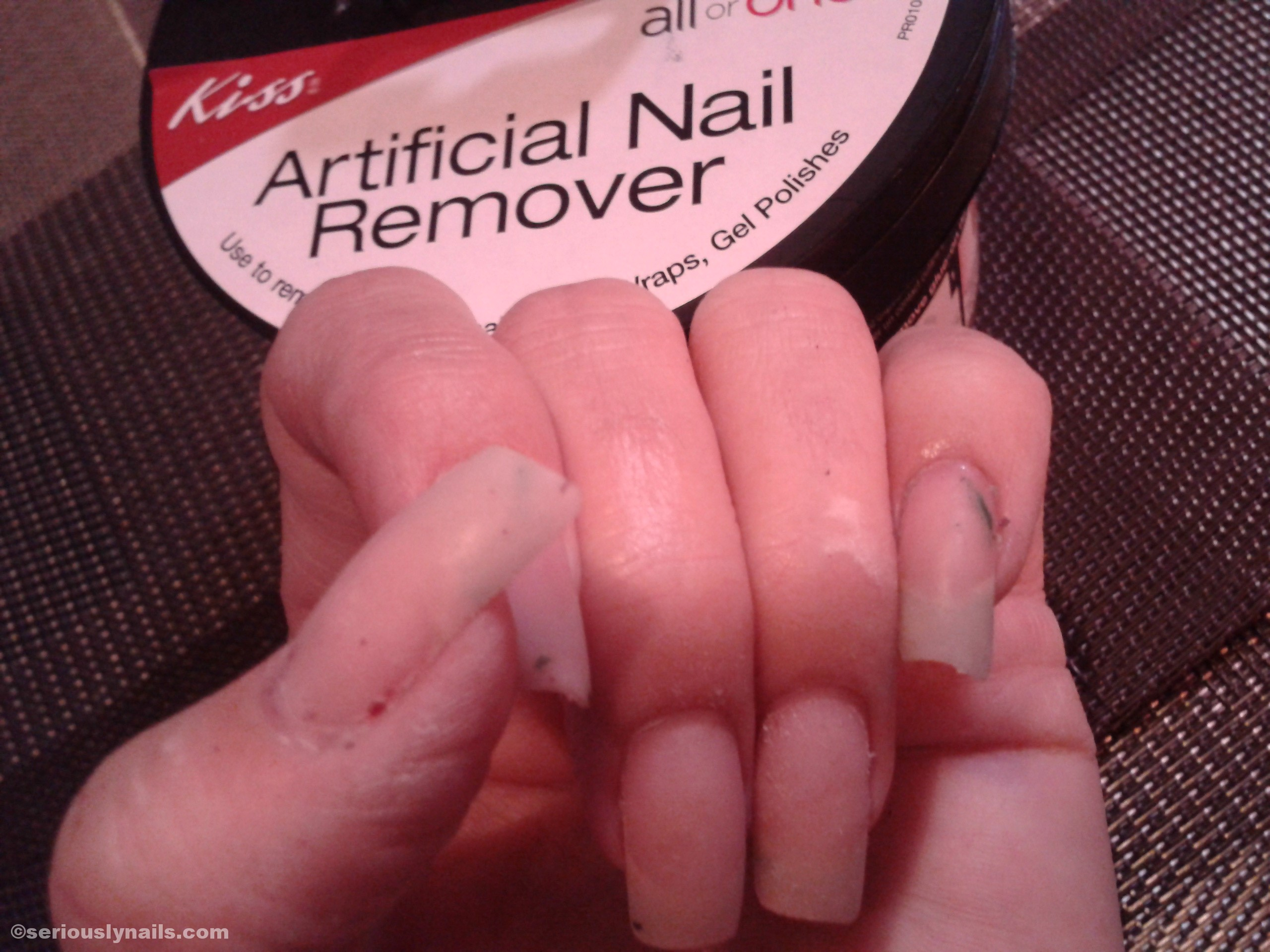 Kiss\' All-in-One Remover | Seriously Nails