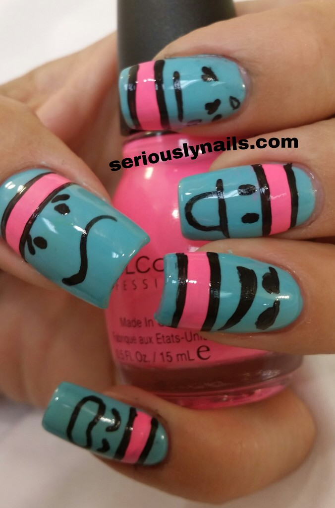 Nail Art Gallery Magazine Seriously Nails