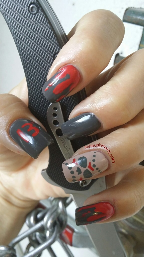 Nail Art Gallery Magazine-July edition | Seriously Nails
