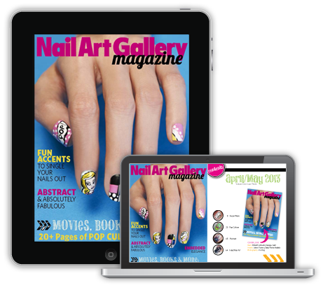 nails magazine nail art gallery magazine seriously nails. Black Bedroom Furniture Sets. Home Design Ideas