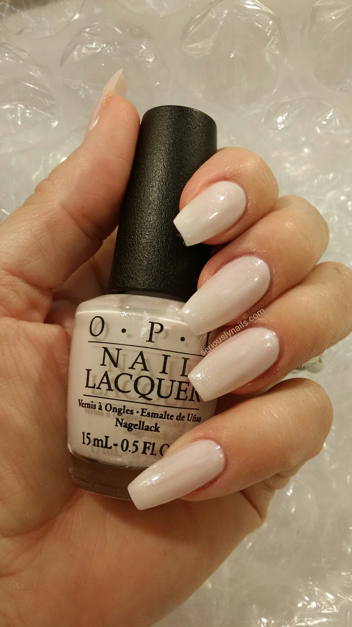 Soft Shades from OPI | Seriously Nails
