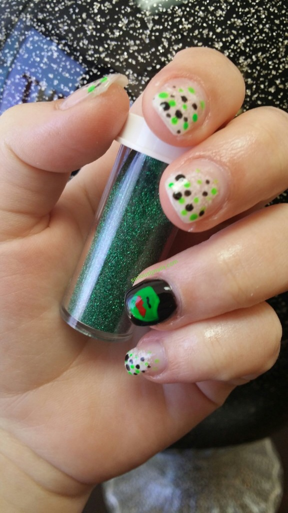 """Wicked"" Nails"
