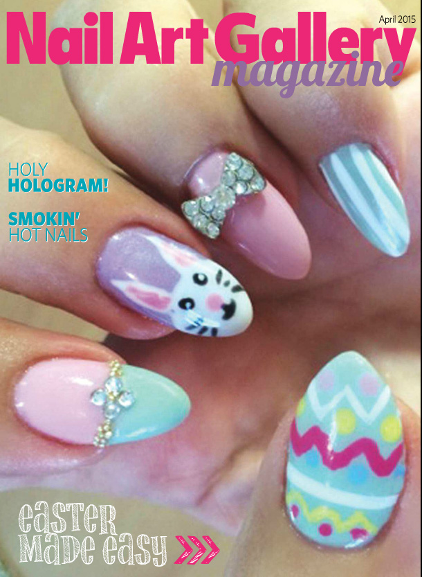 from Nail Art Gallery Magazine