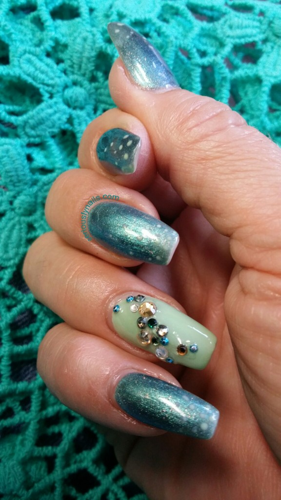 Sea inspired colors