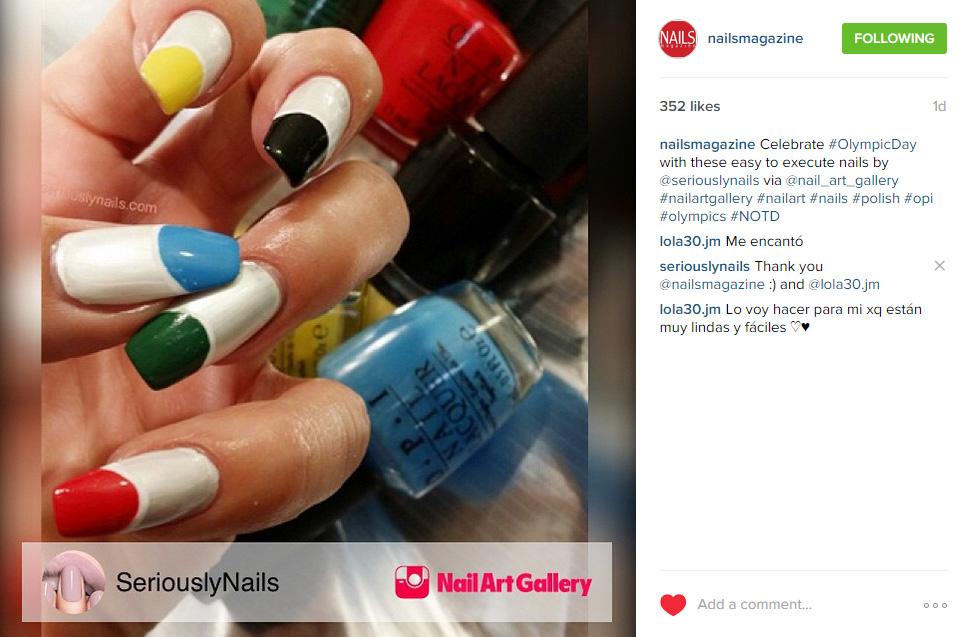 Nail Art Gallery | Seriously Nails