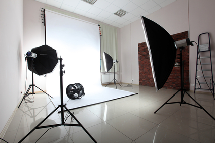 interior of a modern photo studio pix credit to photoworkout.com