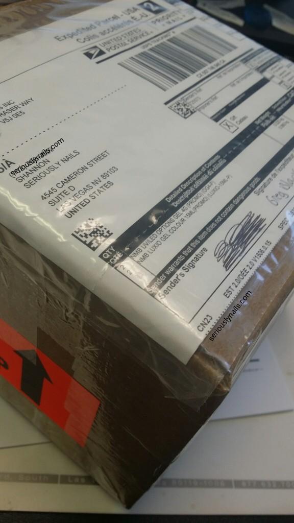 Nail Mail!