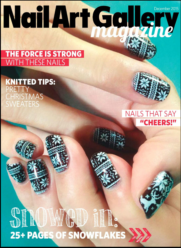 from Nails Magazine Nail Art Gallery