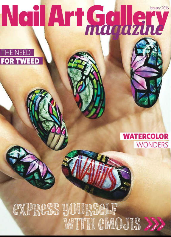 image from Nails Magazine