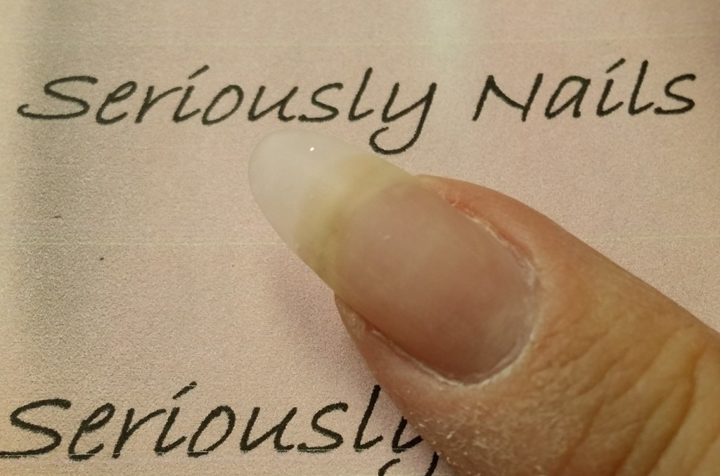 French Fade with extras | Seriously Nails
