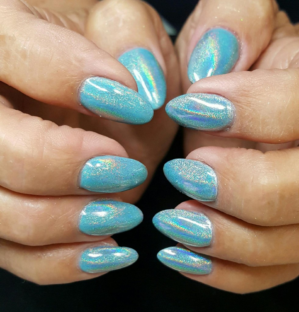 pic from Coutture Nails by Kathy