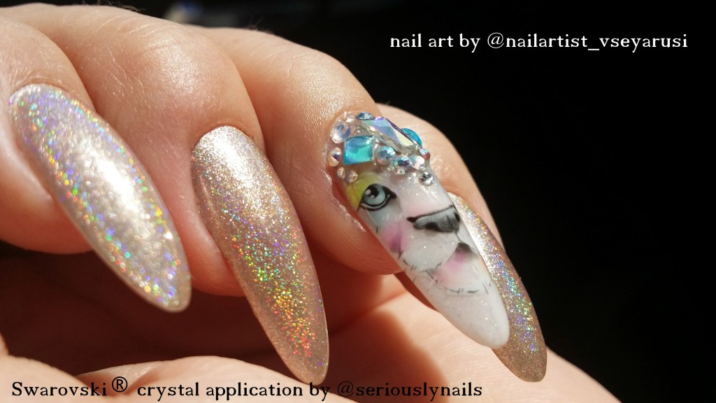 Akzentz Seriously Nails