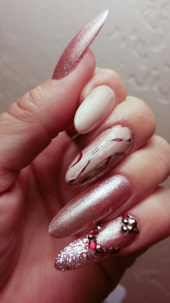 New nails using Designscape concept from OPI. | Seriously Nails